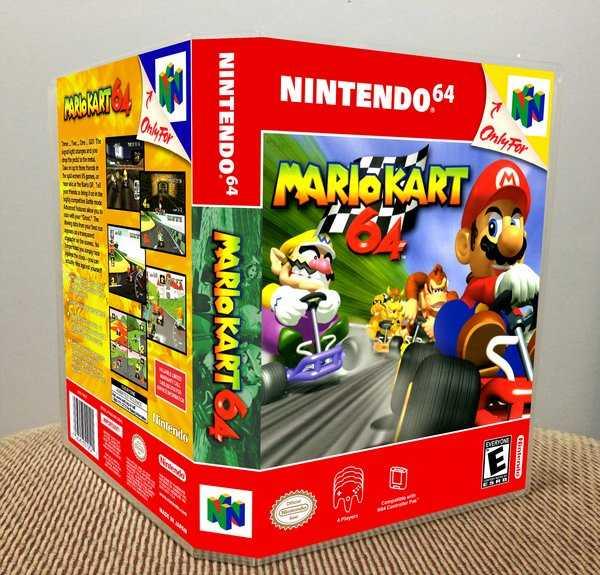 Mario Kart 64 Rom Download