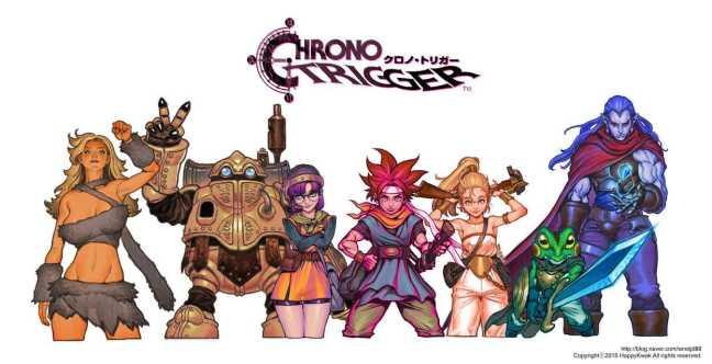 chrono trigger story