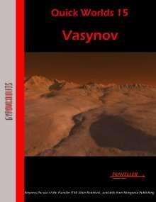 Vasynov Cover