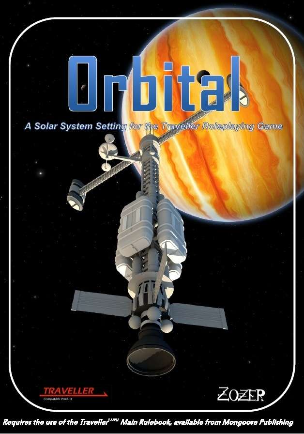 Orbital Cover art