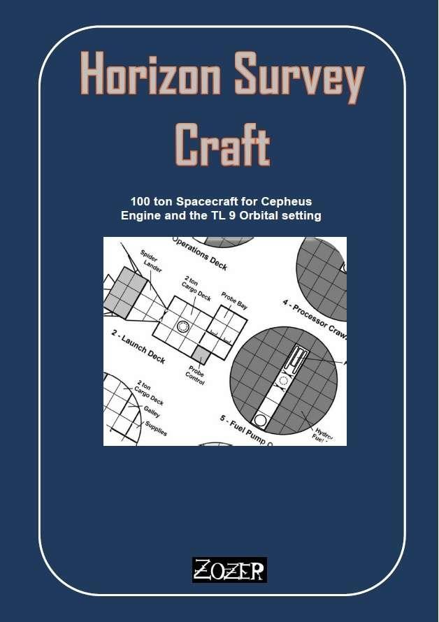 Horizon Survey Craft