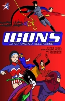 ICONS game cover