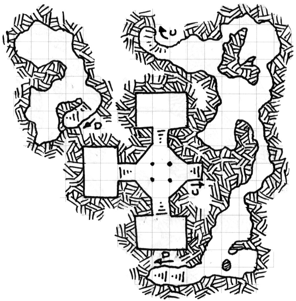 [Friday Map] Dyson's Delve