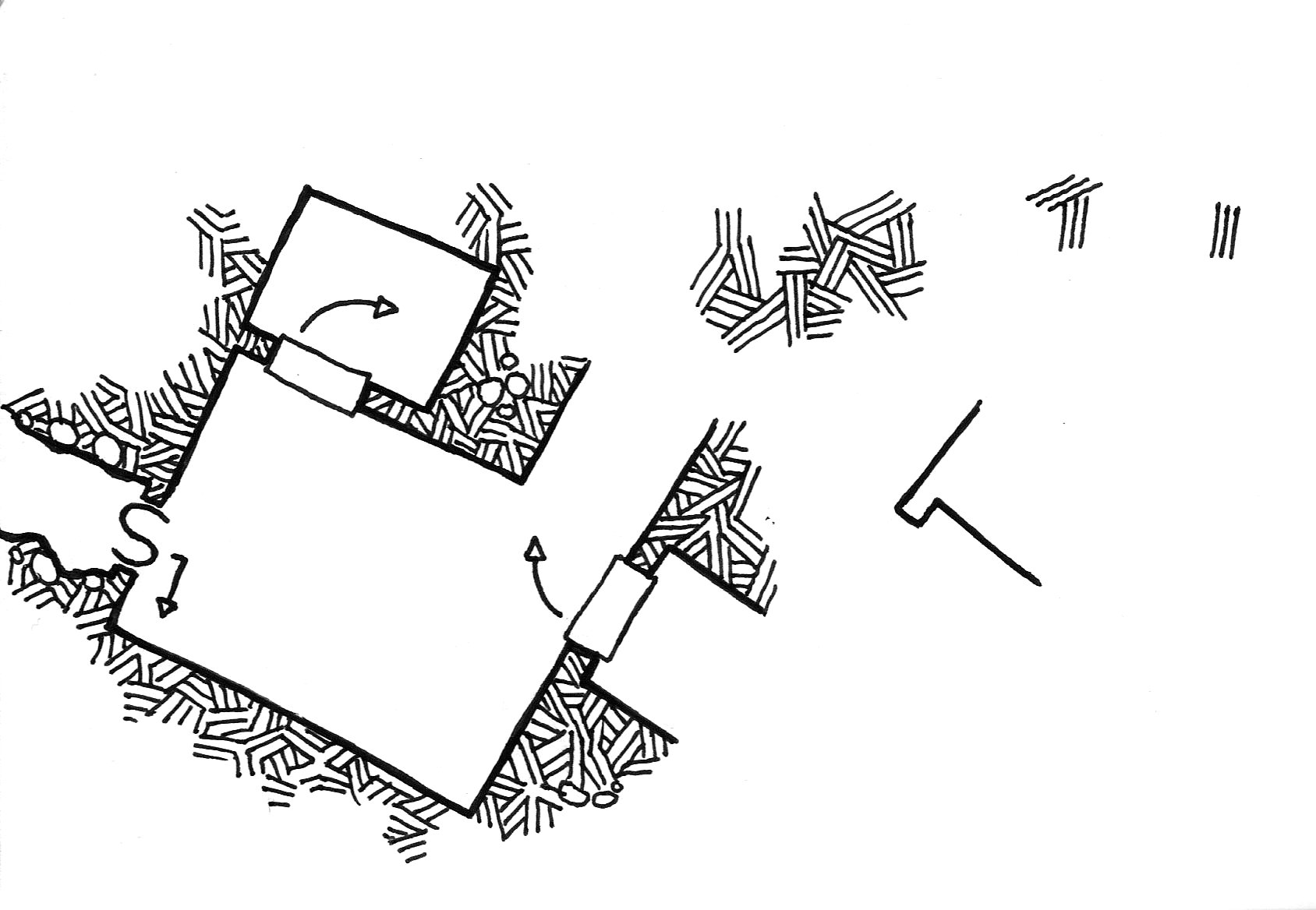 Dungeon Doodles Amp A Crosshatching Tutorial