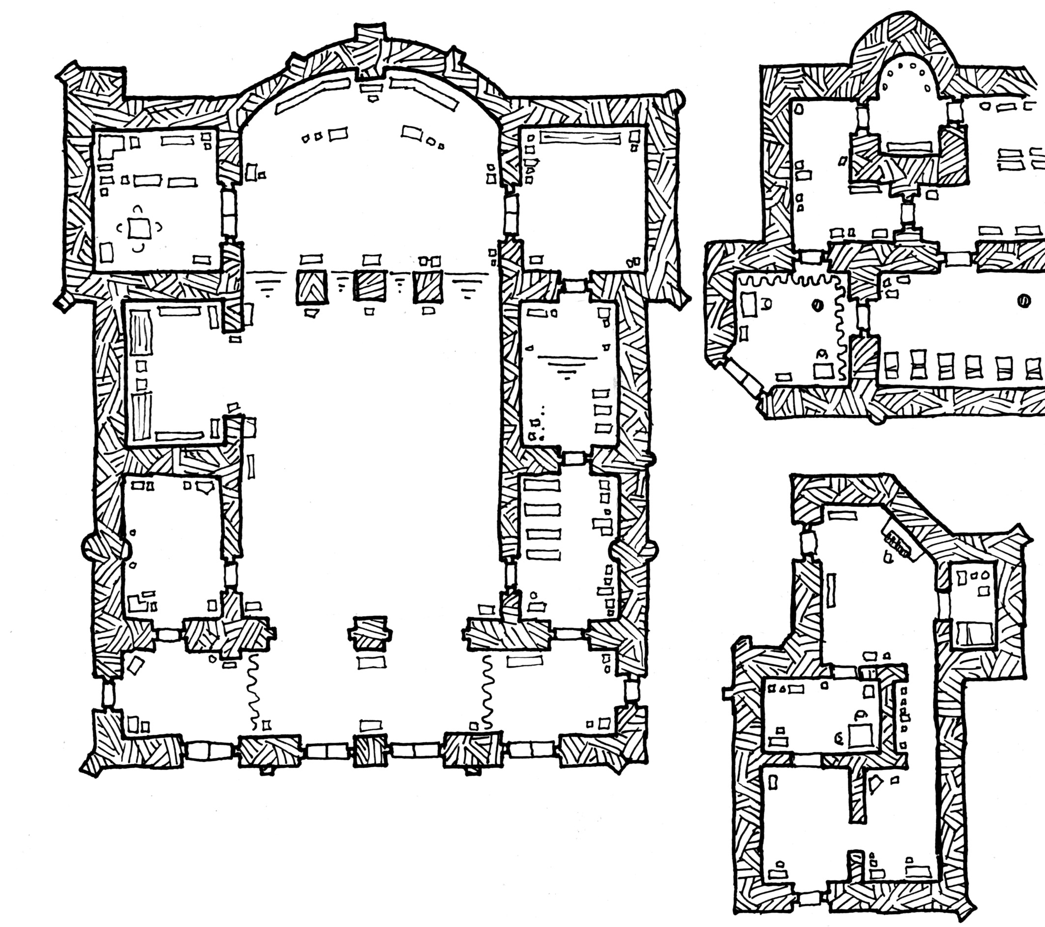 Friday Map The Temple Of Marid Scurn