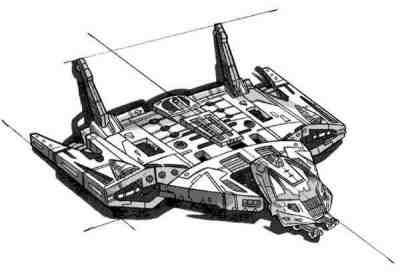 RPGGamer.org (Starships D6 / Loronar Corporation Atlira