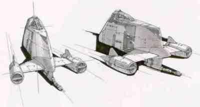 RPGGamer.org (Starships D6 / Nubian Koenig Starfighter)