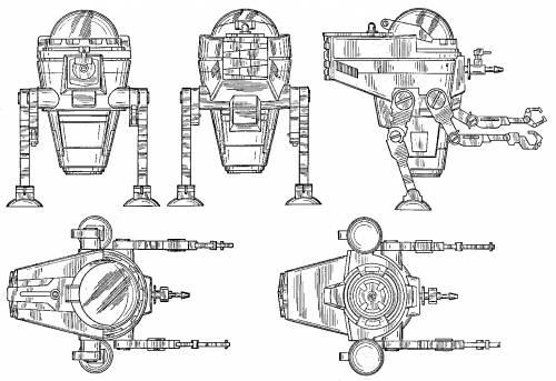 RPGGamer.org (Starships D6 / Incom Corporation / Subpro