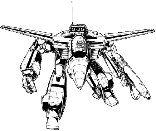 RPGGamer.org (Starships D6 / Robotech Defense Forces