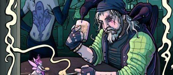 A Retropunk Publicações colocou no ar hoje o primeiro suplemento para Este Corpo Mortal, no formato PDF, chamado Deuses Antigos. Por entre as ruas violentas da Filadélfia, uma figura solitária […]