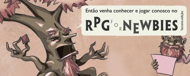 Há um tipo de reclamação constante quanto a divulgação e a não renovação dos jogadores de RPG no Brasil. E, como sempre, enquanto alguns reclamam outros estão fazendo sua parte. […]