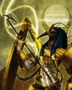 Thoth, por Veld-Nova