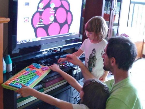Brincando com o Raspberry Pi