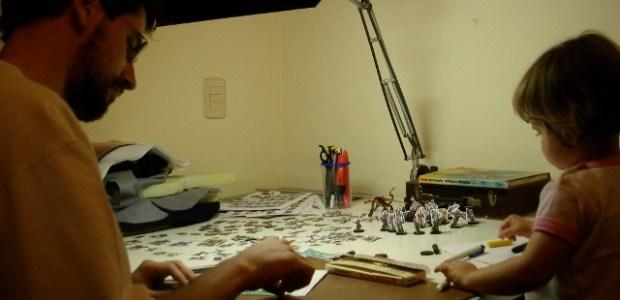 Sendo pai e umaficionadopor miniaturas de papel, invariavelmente eu aplico meus dotesartísticospara benefício das minhas crianças. E miniaturas de papel, eu aprendi logo, são um atrativoconsiderávelpara criaturas pequenas com grande […]