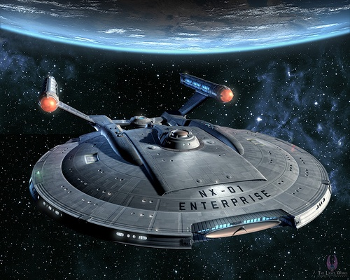 NX-01 Enterprise