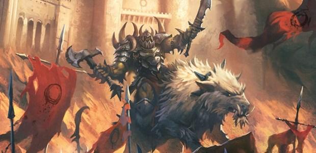 Milhares de soldados formando paredes de escudos, a carga de cavalaria, o som de flechas rasgando o céu e de homens morrendo, o medo da morte e o instinto de […]