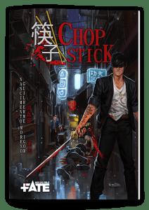Chopstick pretende trazer a violência das gangues orientais para a sua mesa de jogo