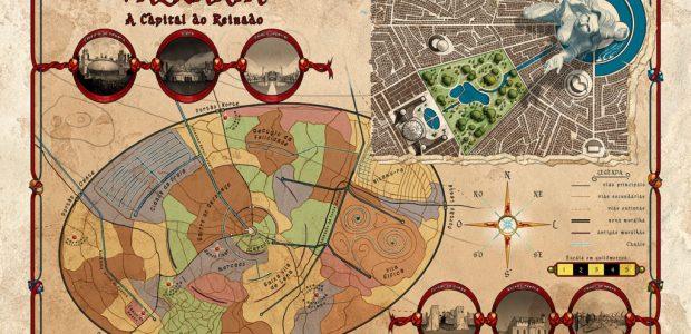 Este artigo faz referência a regras para sítios e assaltos a fortificações apresentadas neste artigo. Valkaria (para assaltos, fortificação suprema, para sítios, fortificação pesada) A maior cidade do mundo é […]