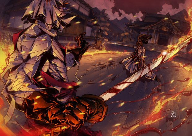 Novos Golpes para Tormenta RPG