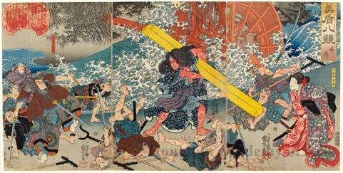 Kenshi, ou espadachim, é o praticante do kenjutsu, a arte marcial do manejo da espada oriental, seja a katana ou a wakizashi. Considerada uma arma nobre na distante ilha de […]