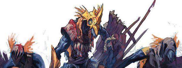 """Kobolds da Tribo da Rapina """"Não tenham medo companheiros, são apenas kobolds."""" — Duor Oakstone, guerreiro anão, últimas palavras. Os kobolds da tribo da rapina são uma homenagem aos Tucker's […]"""