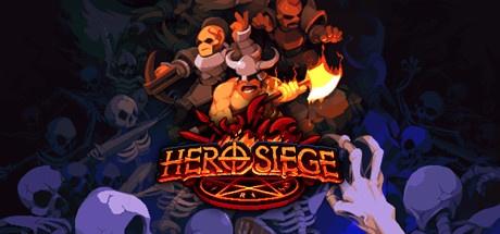 Hero Siege header