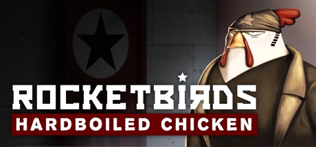 Rocketbirds - Hardboiled Chicken header