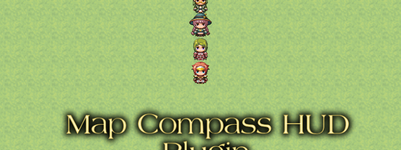 ֎ Map Compass HUD Plugin