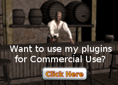 Plugins Commercial Use