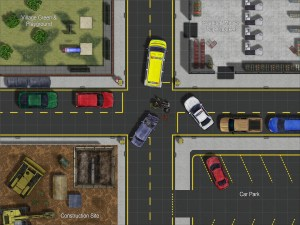 SS3A Example - Road Scene