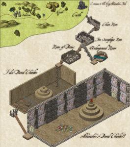 Tomb of Old King Akhanashen