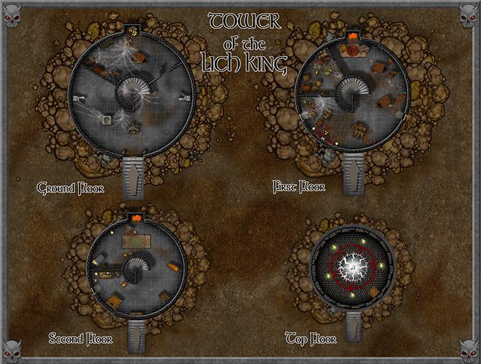 Profantasy S Map Making Journal Dungeon Designer