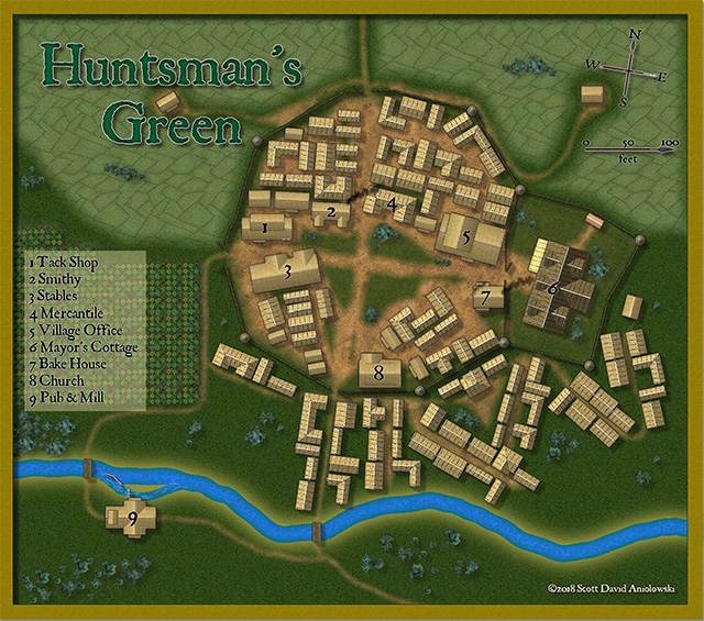 Huntsman's Green