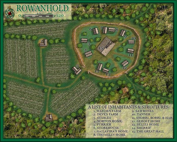 Rowanhold