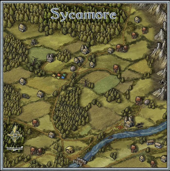 Ken Gatzemeyer - Sycamore regional map