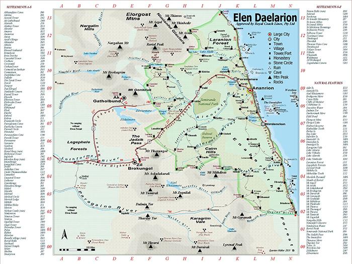 Quenten Walker - Elen Daelarion