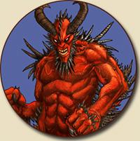Barbed Devil