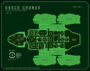 CA164 Cronus Deck B