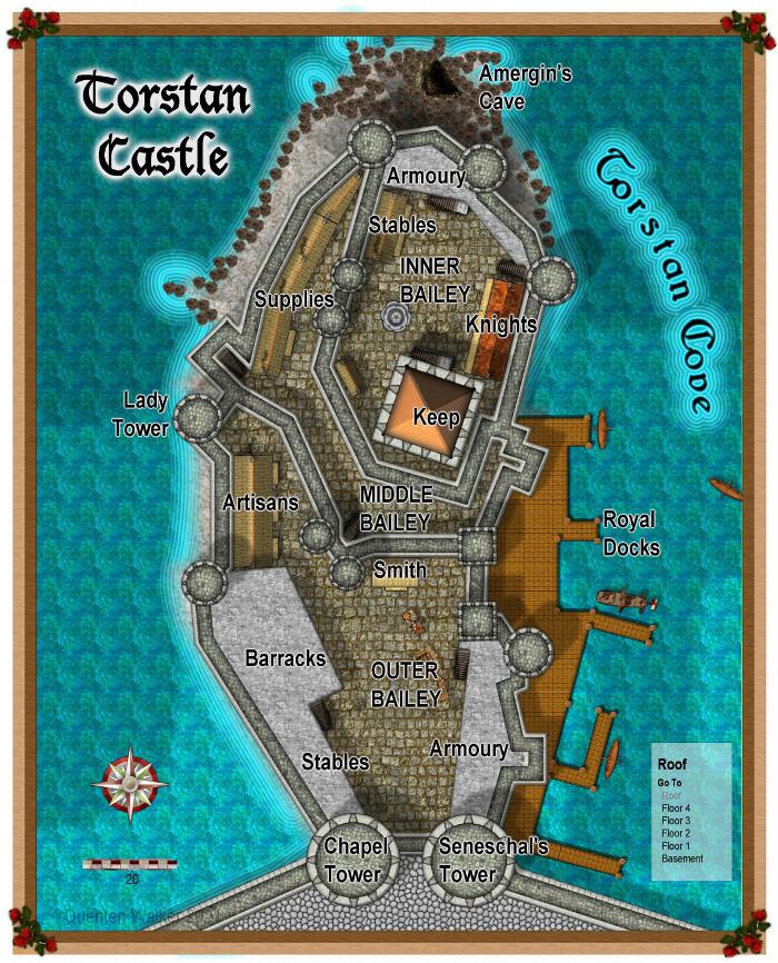 Quenten - Torstan Castle