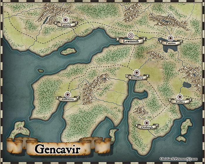 Gencavir