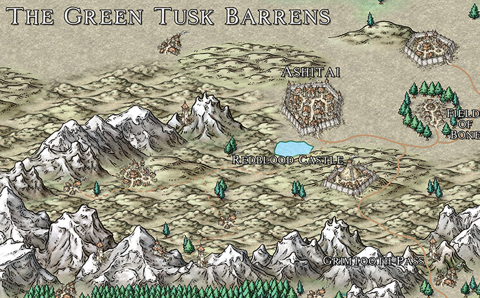 Orcish Settlements