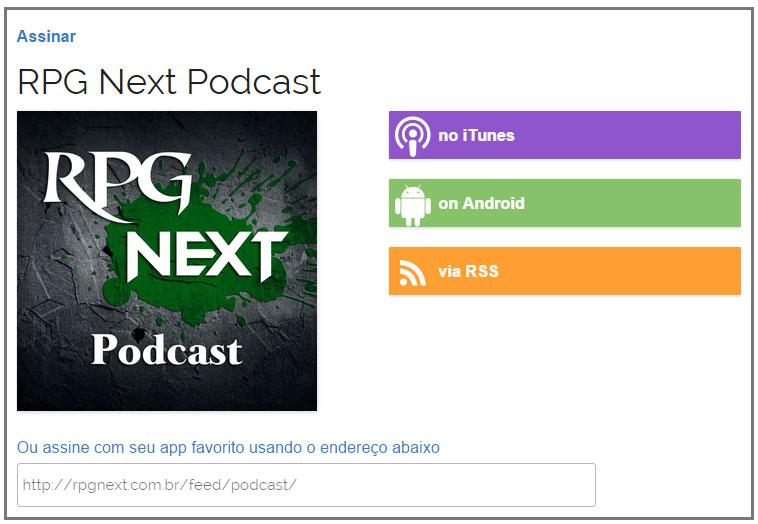 Assine-o-RPG-Next-Podcast