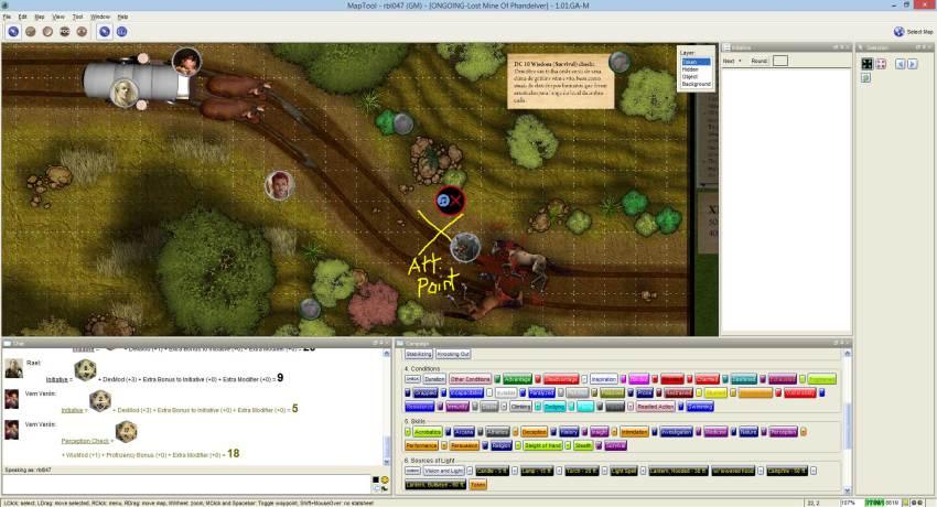 TnB 002 – A Mina Perdida de Phandelver – Episódio de RPG02