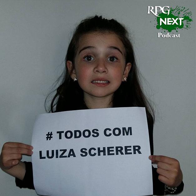Foto da Luiza Scherer #todoscomluiza