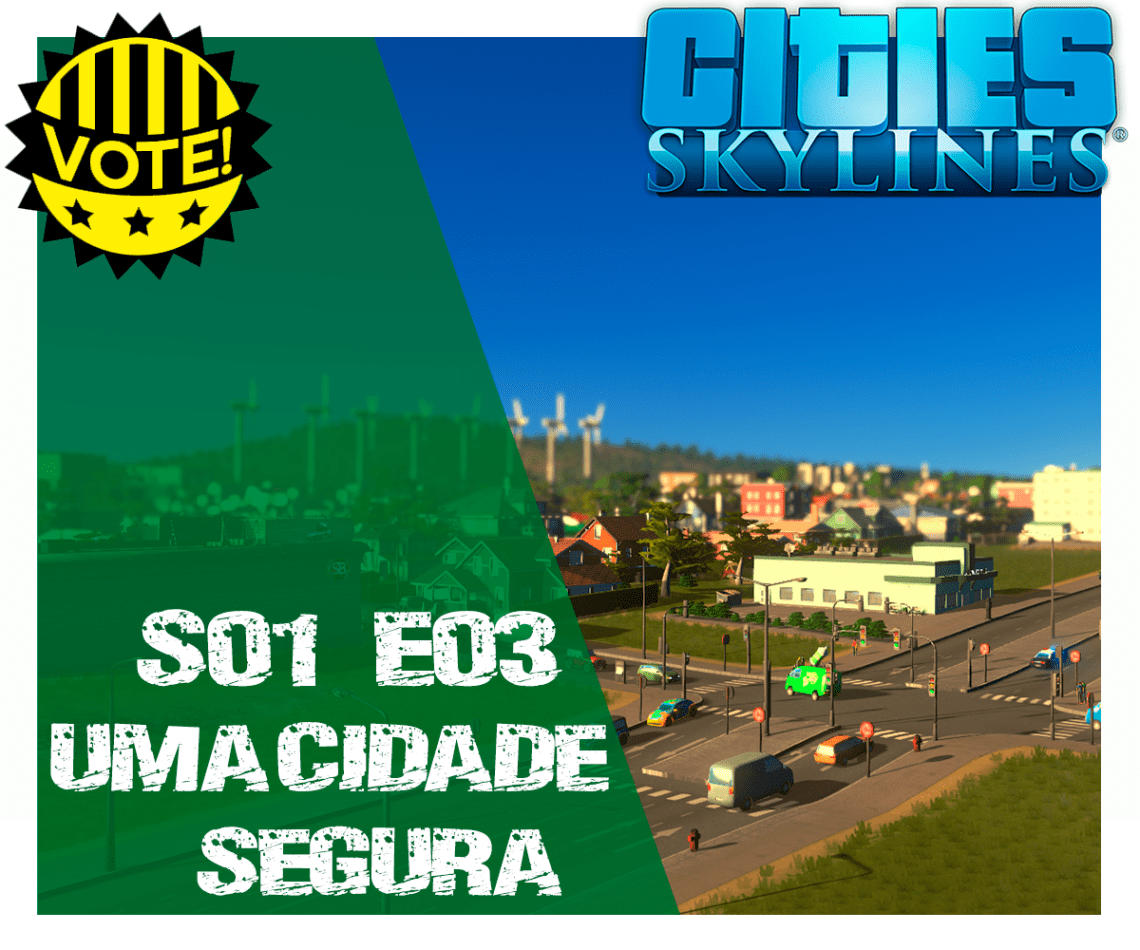Cities Skylines S01E03