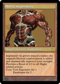 Muscle Replecment