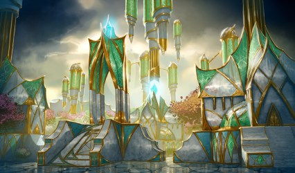 Style Guide] Elves /Takish Empire Architecture Updated June 19 RPG TITLES