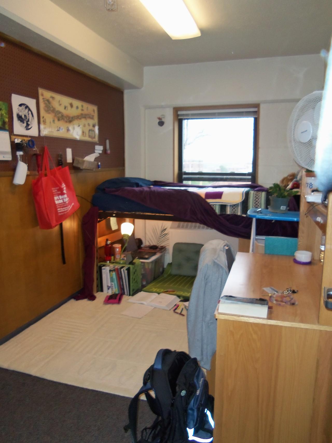 Warren Hall Pictures  RPI Rooms