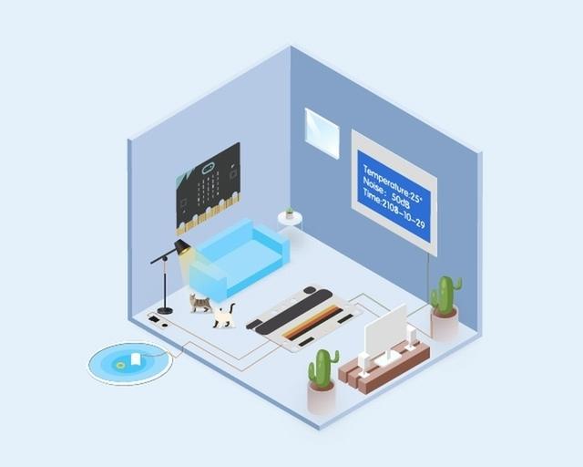 Elecfreaks - Smart home kit pro BBC micro:bit