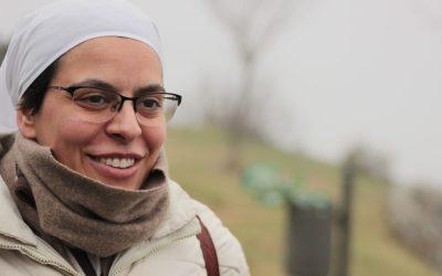 Mujer consagrada – Hermana Patricia